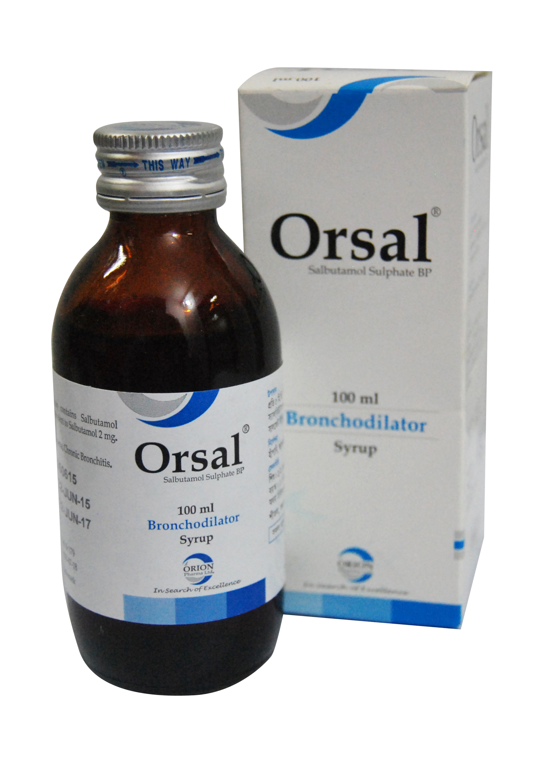 Orsal Syrup