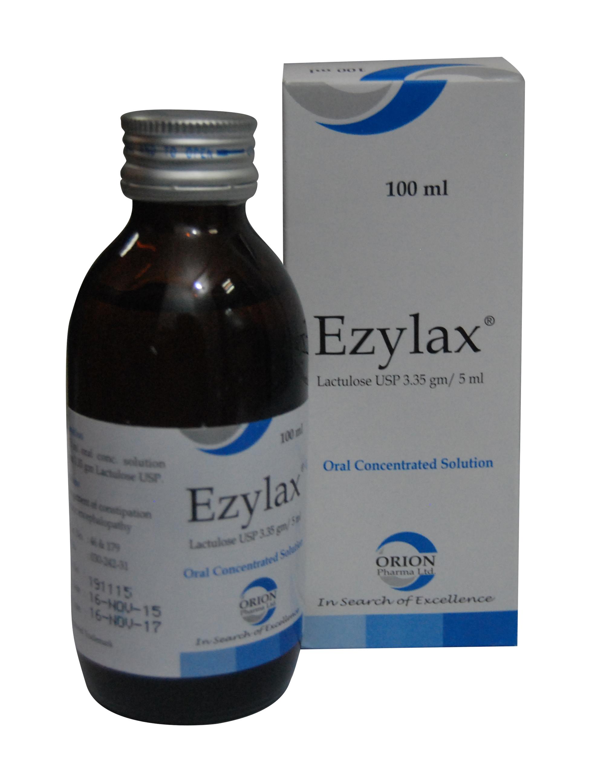 Ezylax Syrup