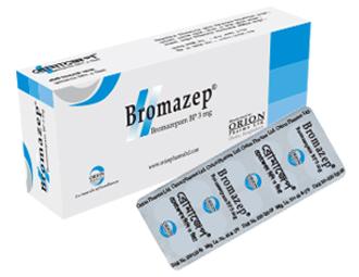Bromazep