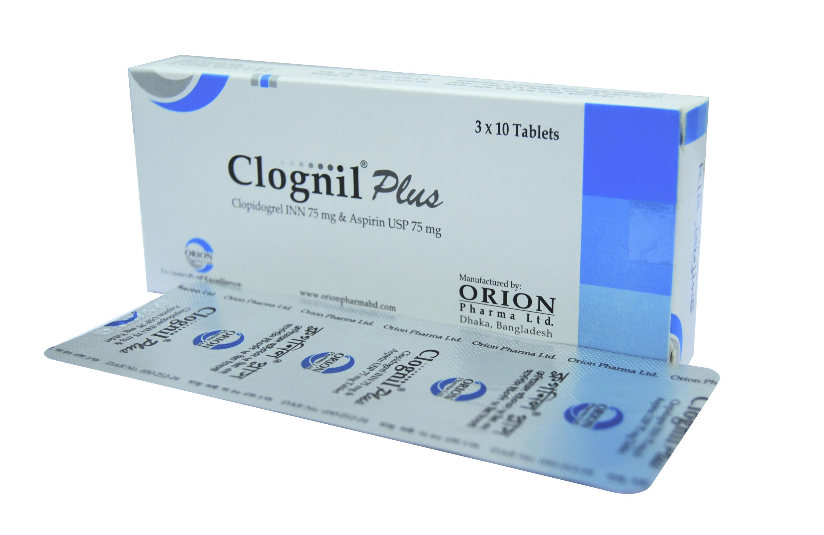 Clognil Plus